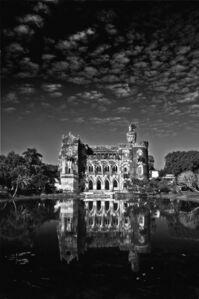 'Raj Bari', Bengali Aristocrat's mansion, outskirts of Calcutta