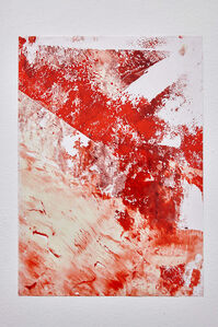 Lacquer piece (from the Red series)