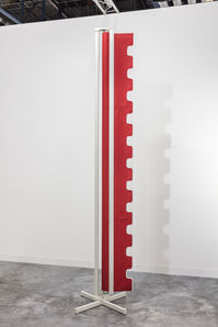 Awning sculpture (red)