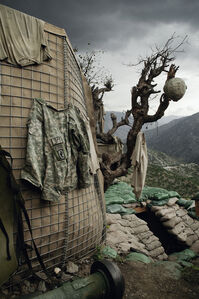 (91) Untitled, Korengal Valley, Kunar Province, Afghanistan