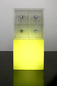 Light sculpture 'Flash'