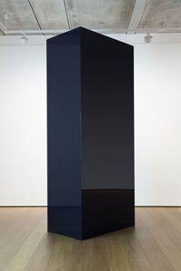 Untitled, Black Column
