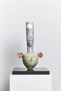 Self Portrait as a Stone Vessel