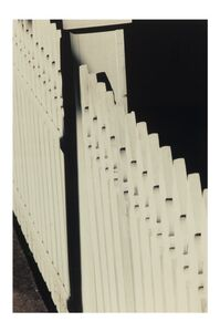 Untitled/Picket Fence (from the American Gothic series)
