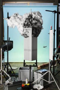 "Making of ""9/11"" (by John Del Giorno, 2001)"