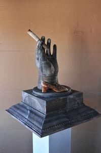 Smoking Hand