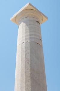 Delos Column #2