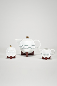 The Little Dripper Coffee Set by Michael Graves for Swid Powell
