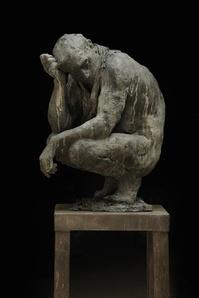 Crouching Man III