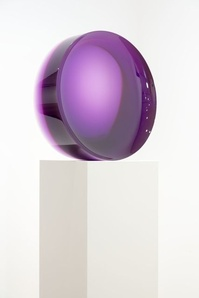 Concave Circle, Purple