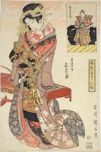 Modern Marionettes: Akoya, the Wife of Kagekiyo and Chichibu Shigetada