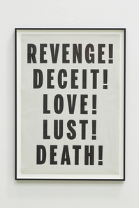 Love Lust Deceit Revenge Death