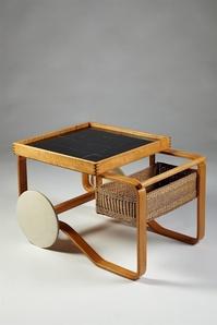 Tea trolley, model 900
