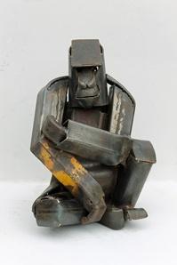 Seated Gorilla