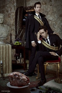 Royal Portraits,  Ivri Iider