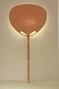 Uchiwa I wall lamp
