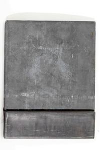 Schermo piombo con tasca (Lead screen with pocket)