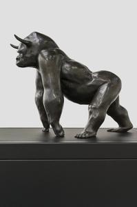 Petit gorille - taureau