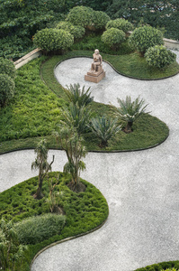 Gardens of the Ministry of Education and Health, Rio de Janeiro