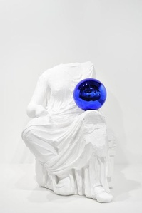 Gazing Ball (Demeter)
