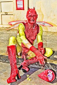 Folsom Street Fair.   BDSM  Leather Event #7