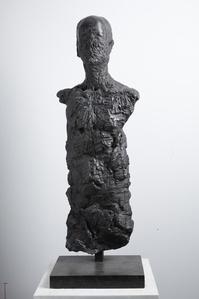 Female figure, 2008-2009