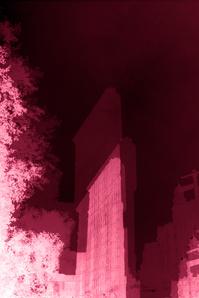 Red Flatiron Building