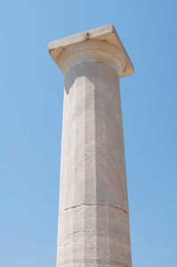 Delos Column #3