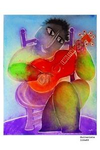 The Guitarist (II)