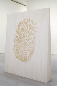 Fingerprint / Black Square