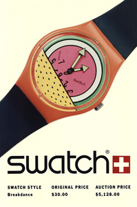 Swatch: Breakdance