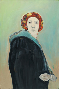 Untitled (Woman with a Turban)