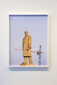 Monumental Bling: Lenin East Berlin on Lenin Volgograd 5
