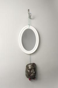 Màscara mortuòria del pintor Nonell. Pablo Gargallo (1911) - 16 objectes