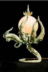Glo Octopus Lamp