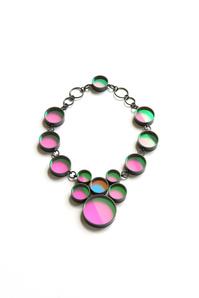 Bi Necklace (pink)