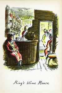 King's Wine House (from 'The Local', 1939)