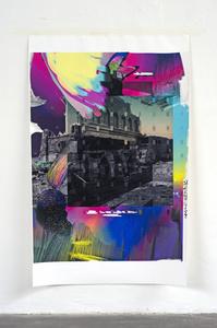 """""""Landscape + Ruins"""" #3"""