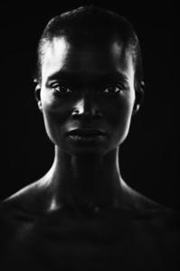 I Am a Woman - Black&White