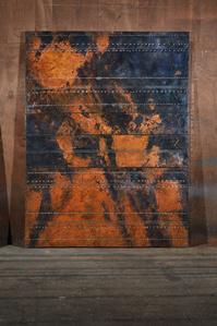 Cosmos 68-07, Set of 4 panels, from Tour Aquitaine, La Defense (Hauts-de-Seine)