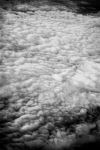 Cloud field from Delta Airlines