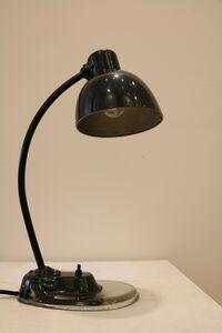Bauhaus Desk Lamp Designed by Marianne Brandt, 1930s