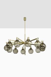 Hans-Agne Jakobsson ceiling lamp model T-348/12