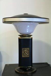 Table Lamp 'Sirène-Eileen Gray', by Jumo