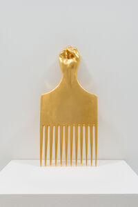 Study for Afrocomb