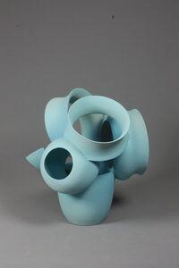 Light Blue Cornucopia No 11