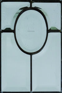 Objet modifié (miroir artisanal)