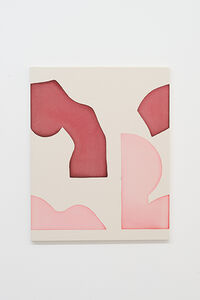 Untitled (Pink Red1), 2016
