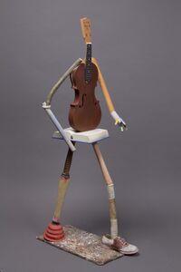 Walking Musician