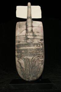Raku Figure